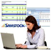 SamStock V4 (Head Office Software)