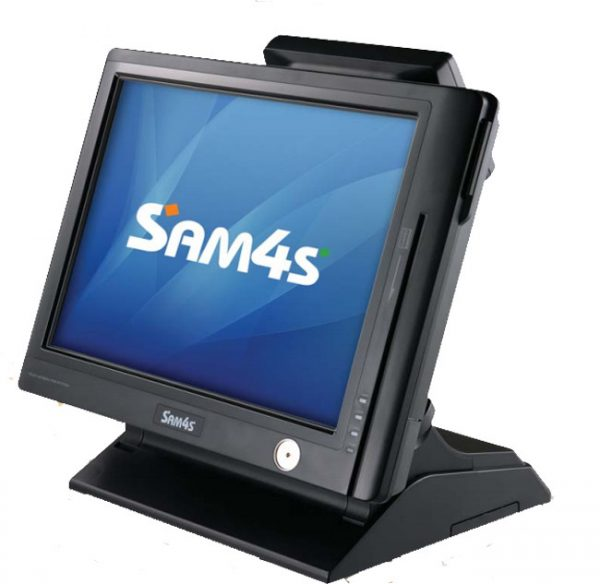 Sam4s SPT-3700 Touch Screen Computer