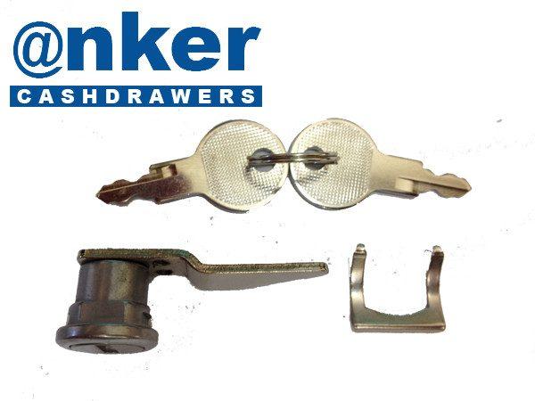 Anker Cash Drawer/Cassette Keys