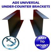 Under-Counter Cash Drawer Brackets (for EC-410/EC465)