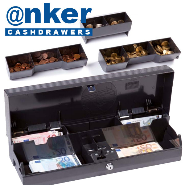 Anker Standard Cassette Coin Compartments