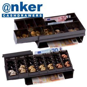 Anker Euro Cassette Complete Coin Insert