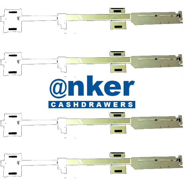 Telescopic Rail for Anker Universal Cash Drawer