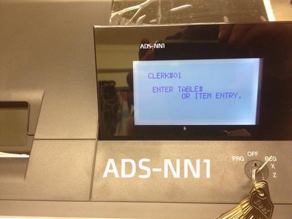 Anchor Data Systems Ads Nn1 Cash Register