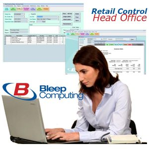 Bleep Retail Control (Head Office Software)