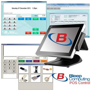 Bleep POS Control (POS Software)