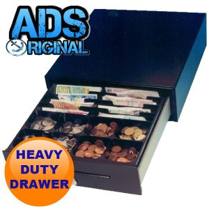 ADS-415 (EC-415) Heavy Duty Cash Drawer