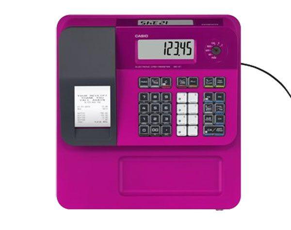 Casio SE-G1 Cash Register (Various Colours)