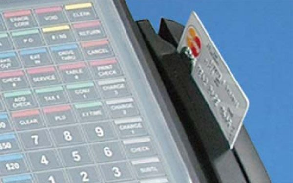 Sam4s ER-945 Cash Register