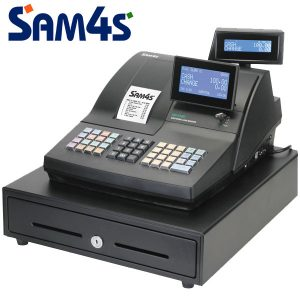 Sam4s NR-510R Cash Register