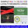 500 x Full Colour Swipe Cards (Staff / Membership)