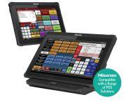 "Hisense HM-518 Rugged 10"" Tablet POS System"