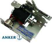 Anker Universal Cassette Release Mechanism