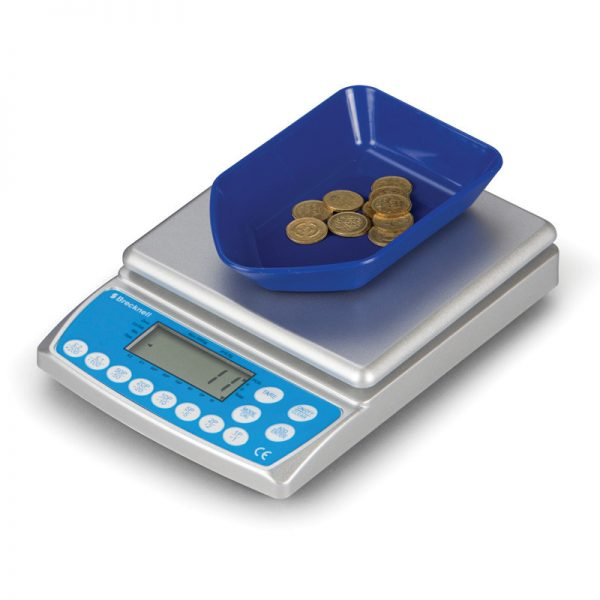 Salter-Brecknell CC-804 Coin Counting Scale