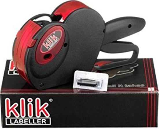 ADS-Klik Pricing Gun (Single Line) Pack with Labels & Ink