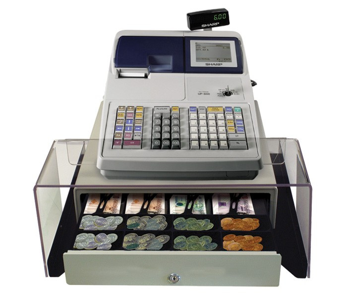 ADS Cash Register Guard