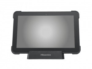 Hisense HM-618 Rugged Tablet & Dock - Front - Main Image