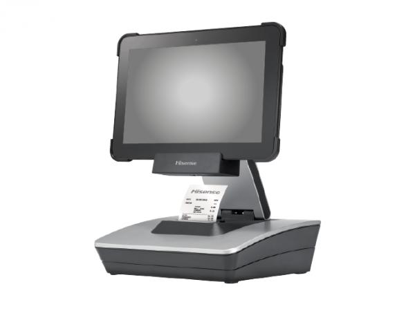 Hisense HM-618 Smart Dock with Receipt Printer & Tablet