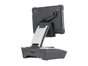 Hisense HM-618 Smart Dock with Tablet - Rear View